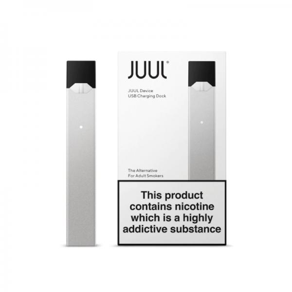 JUUL Silver Device Kit