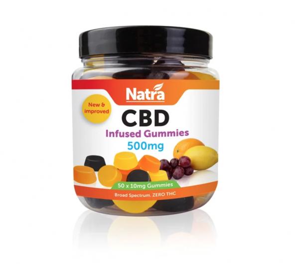 Natra CBD Gummies