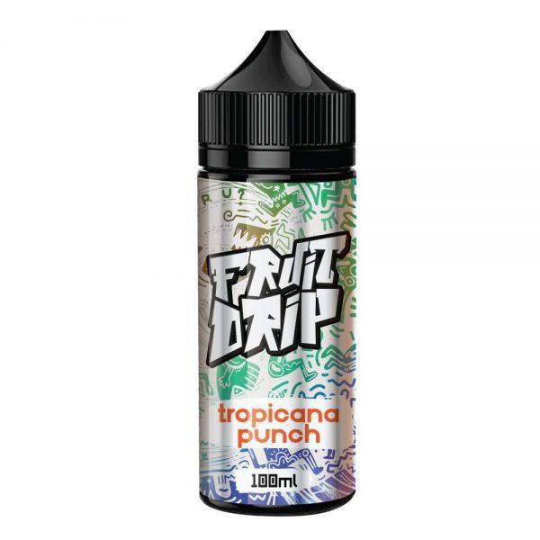 Fruit Drip 100ml (2x18mg nic shots inc)